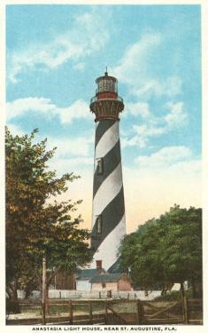 Anastasia Lighthouse, St. Augustine, Florida