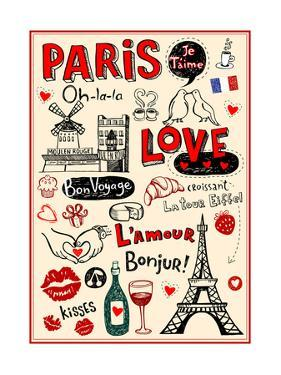 Paris - A City Of Love And Romanticism by Anastasiya Zalevska