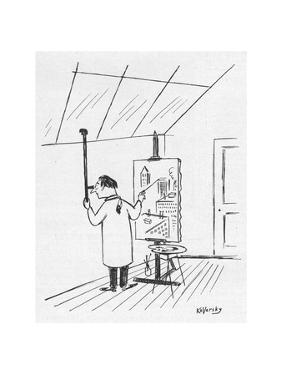 New Yorker Cartoon by Anatol Kovarsky