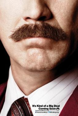 Anchorman (Will Farrell) Movie Poster