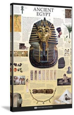 Ancient Egypt Dorling Kindersley Educational Poster Print