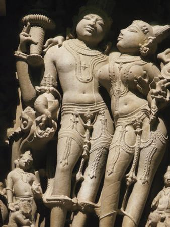Ancient Religious Stone Carvings of Gods