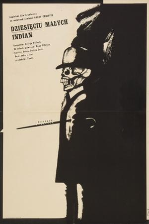 """And Then There Were None, 1965, """"Ten Little Indians"""" Directed by George Pollock"""