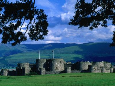 Beaumaris Castle, Beaumaris, Anglesey, Wales, United Kingdom