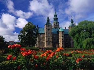 Rosenborg Castle and Gardens, Copenhagen, Denmark by Anders Blomqvist