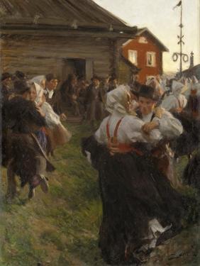 Midsummer Dance by Anders Leonard Zorn