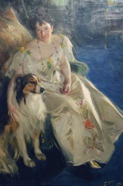 Mrs. Walter Rathbone Bacon (Virginia Purdy) by Anders Leonard Zorn