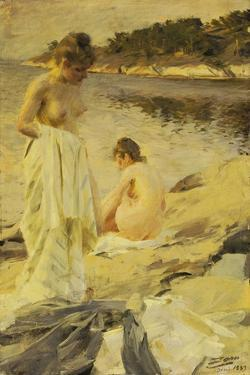 The Bathers, 1889 by Anders Leonard Zorn