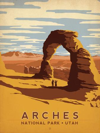 Arches National Park, Utah by Anderson Design Group