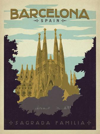 Barcelona, Spain by Anderson Design Group