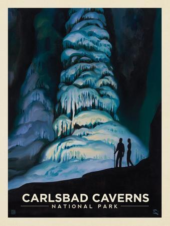 Carlsbad Caverns National Park: Hall of Giants by Anderson Design Group