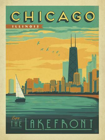 Chicago, Illinois: Enjoy The Lakefront by Anderson Design Group