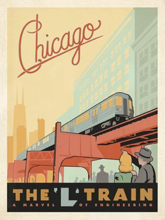 Chicago: The 'L' Train