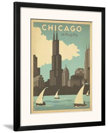 Chicago: The Windy City by Anderson Design Group