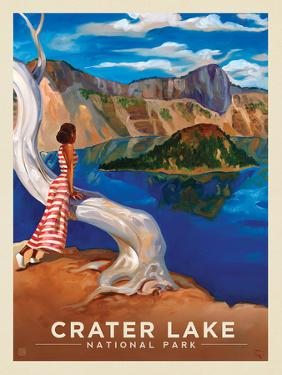Crater Lake National Park: Crystal View by Anderson Design Group