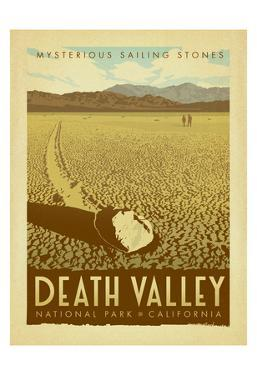 Death Valley National Park, California by Anderson Design Group