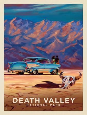 Death Valley National Park: Living it Up by Anderson Design Group