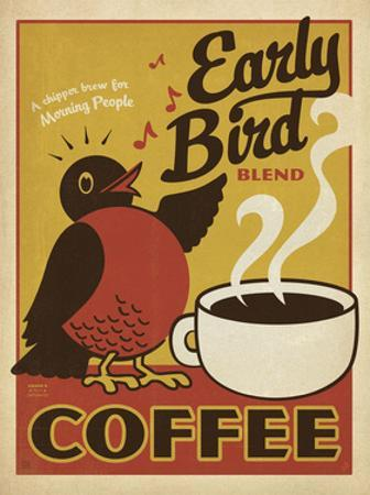 Early Bird Blend Coffee by Anderson Design Group