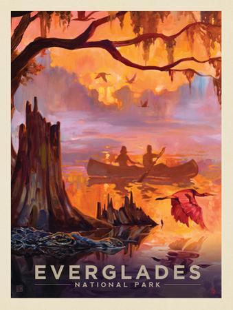 Everglades National Park: Silent Splendor by Anderson Design Group