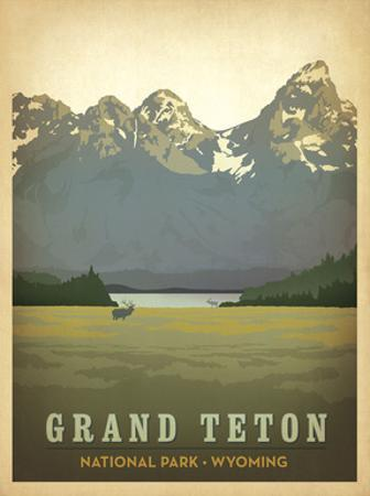 Grand Teton National Park, Wyoming by Anderson Design Group