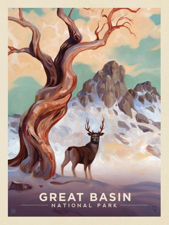 Great Basin National Park: Bristlecone Pine by Anderson Design Group