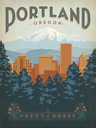 Portland, Oregon by Anderson Design Group