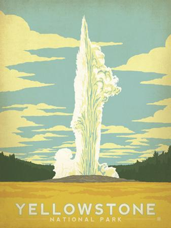 Yellowstone National Park by Anderson Design Group