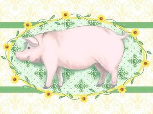 Piggy Wiggy I by Andi Metz