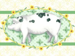 Piggy Wiggy III by Andi Metz