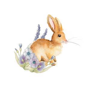 Spring Bunny II by Andi Metz