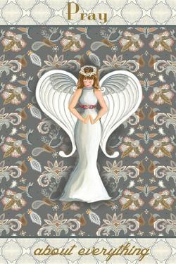 Wonderland Angel I by Andi Metz
