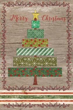 Wooden Christmas II by Andi Metz