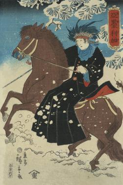 America by Ando Hiroshige