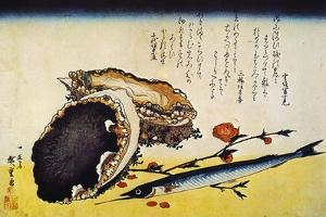 Hiroshige: Color Print by Ando Hiroshige