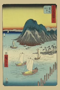 Maisaka by Ando Hiroshige