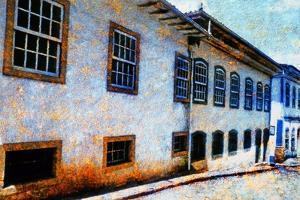 Ouro Preto by André Burian