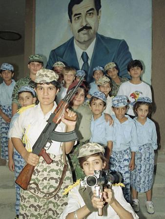 Saddams Youth by Andre Camara