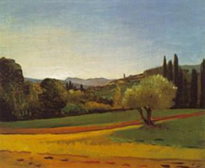 Southern France by Andre Derain