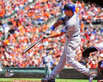 Andre Ethier 2013 Action