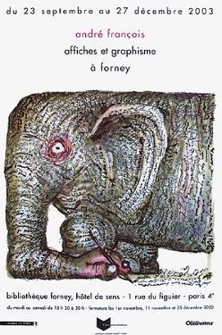 Affiches Et Graphisme À Forney by André François