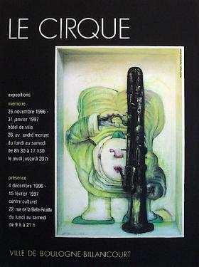 Le Cirque by André François