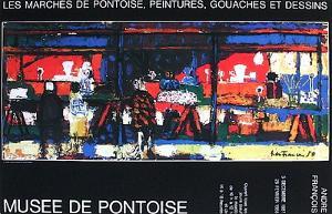 Musée De Pontoise by André François