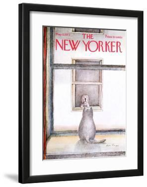 The New Yorker Cover - May 12, 1973 by Andre Francois
