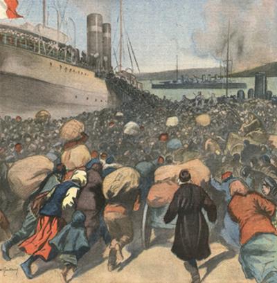 1920, Sebastopol Evacuate by Andre Galland