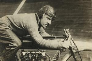Andre Grapperon was a French Champion Motorcyclist in 1913