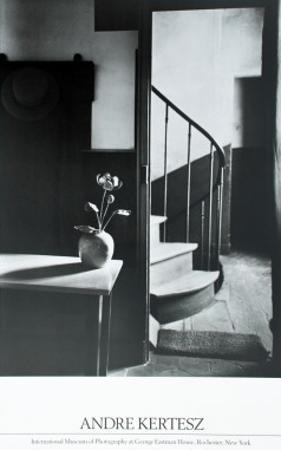 Chez Mondrian by André Kertész