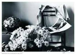 Flowers for Elizabeth by André Kertész