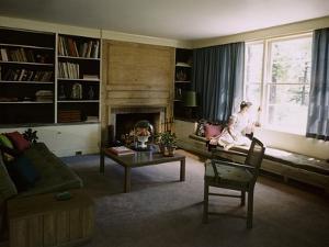 House & Garden - September 1950 by André Kertész