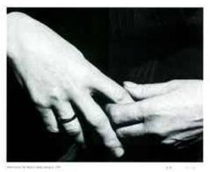 My Mother's Hands by André Kertész
