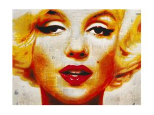 Marilyn by André Monet